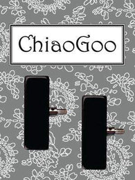 ChiaoGoo End Stoppers (2 pcs) - Mad Knitter's Yarn