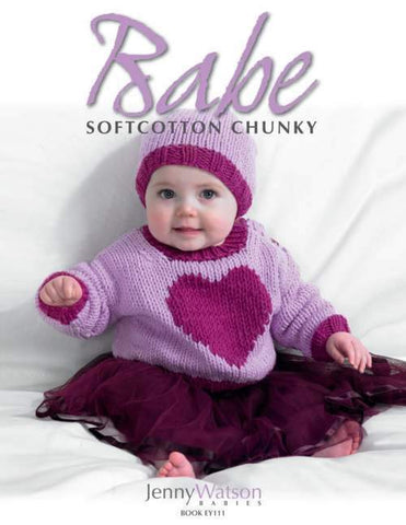 Babe Shoftcotton Chunky Book #EY111 - Mad Knitter's Yarn