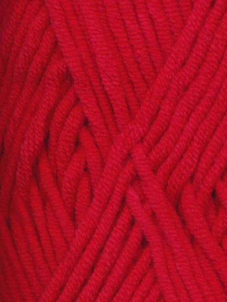 Babe Softcotton Yarn # 15 Cherry Red - Mad Knitter's Yarn