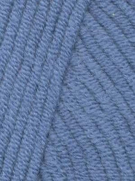 Babe Softcotton Yarn # 18 Denim - Mad Knitter's Yarn