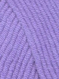 Babe Softcotton Yarn # 19 Baby Purple - Mad Knitter's Yarn