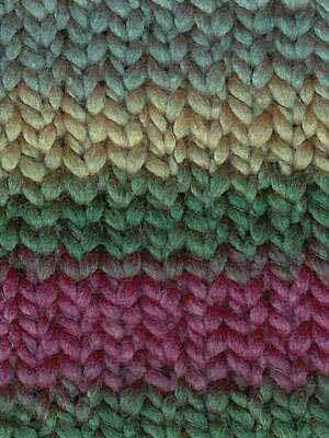 Euro Baby Maypole #09 Light Blue, Green, Purple - Mad Knitter's Yarn
