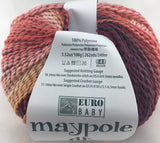 Euro Baby Yarn Maypole DK Yarn #20 Smoky Quartz - Mad Knitter's Yarn