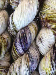 Spring Fever Squish Worsted | Farmers Daughter Fibers - Mad Knitter's Yarn