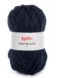 Katia Tout De Suite #107 Navy - Mad Knitter's Yarn