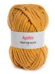 Katia Tout De Suite #109 Gold - Mad Knitter's Yarn