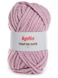 Katia Tout De Suite #116 Lilac - Mad Knitter's Yarn
