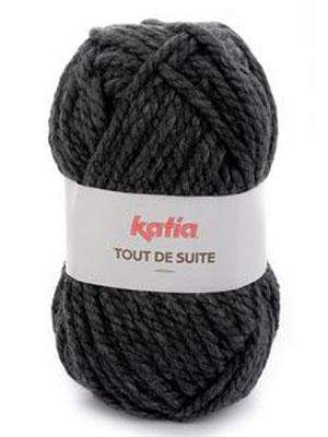 Katia Tout De Suite #118 Graphite - Mad Knitter's Yarn