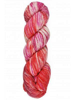 Indulgence Hand Painted #04 Terra Rossa - Mad Knitter's Yarn