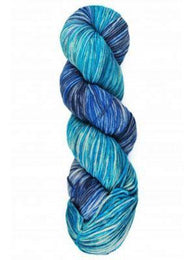Indulgence Hand Painted #06 Villa Ducale - Mad Knitter's Yarn