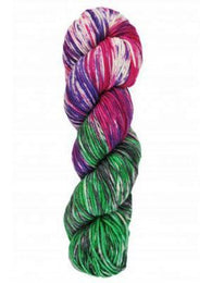 Indulgence Hand Painted #08 Vistabella - Mad Knitter's Yarn