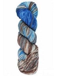 Indulgence Hand Painted #10 Saint Tropez - Mad Knitter's Yarn
