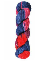 Indulgence Hand Painted #17 Rio Du Soleil - Mad Knitter's Yarn