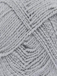 Finesse Cotton Silk DK #2819 Silver - Mad Knitter's Yarn