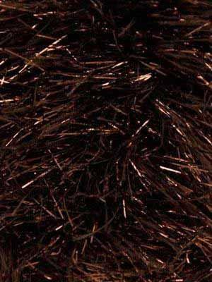 Tinsel # 1585 Copper - Mad Knitter's Yarn