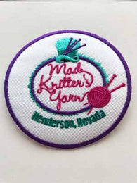 Patch | Mad Knitter's Yarn - Mad Knitter's Yarn