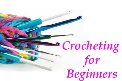 Class - Crocheting for Beginners #101 - Mad Knitter's Yarn