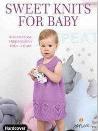 Sweet Knits For Babies by Jody Long