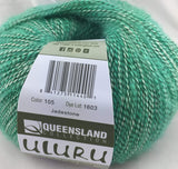 Queensland Collection Uluru Yarn #105 Jadestone - Mad Knitter's Yarn