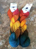 Kingfisher Worsted | Round Mountain Fibers - Mad Knitter's Yarn