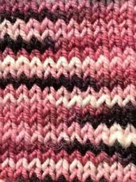 Pink Robin Fingering | Round Mountain Fibers