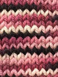Pink Robin Worsted | Round Mountain Fibers