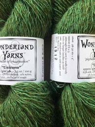 Cabbages & Kings #7 | Wonderland Yarns Unicorn - Mad Knitter's Yarn