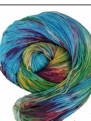 Curious Tale #308 | Wonderland Yarns Mad Hatter - Mad Knitter's Yarn