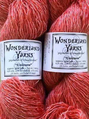 Little Crab #66 | Wonderland Yarns Unicorn