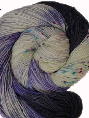 Mad Tea Party: Not-So-Shy Violet #151 | Wonderland Yarns Mad Hatter - Mad Knitter's Yarn