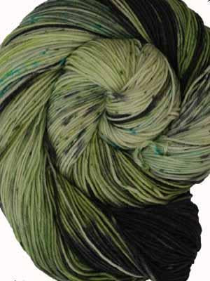 Mad Tea Party: Only Lime Will Tell #153 | Wonderland Yarns Mary Ann - Mad Knitter's Yarn