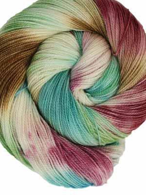 Uncommon Nonsense: Curtsey #101 | Wonderland Yarns Mad Hatter - Mad Knitter's Yarn