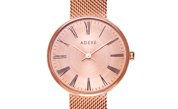 Win an ADEXE London watch and £30 Hummingbird Bakery vouchers