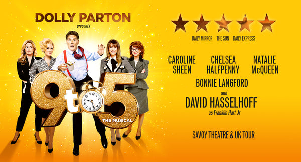 Win one of two pairs of tickets to 9 to 5 the Musical and £20 Hummingbird Bakery vouchers
