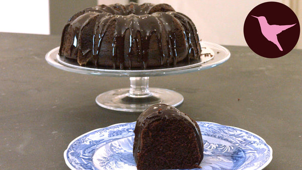 Video: Chocolate Mayonnaise Bundt Cake