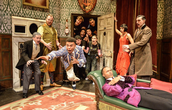 Win one of five pairs of tickets to The Play That Goes Wrong and £20 Hummingbird Bakery vouchers