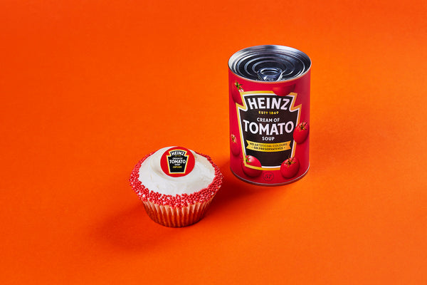 Heinz Cream of Tomato Soup Cupcakes Recipe