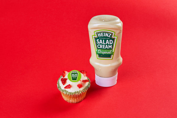 Heinz Salad Cream Cupcakes Recipe