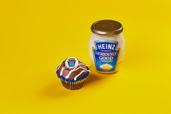 Heinz [Seriously] Good Mayonnaise Cupcakes Recipe