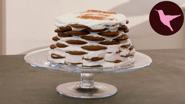 VIDEO: Gingerbread Icebox Cake