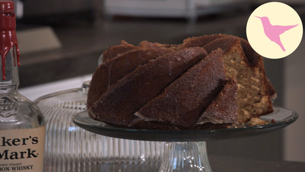 VIDEO: Kentucky Bourbon Bundt Cake