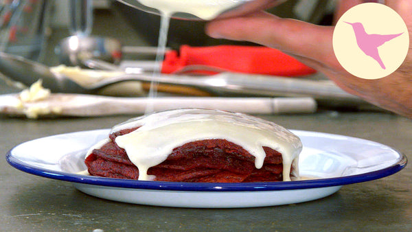 Video: Red Velvet Pancakes