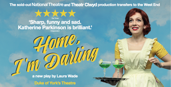 Win a pair of tickets to Home, I'm Darling and a Hummingbird Bakery baking bundle