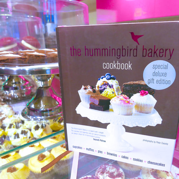 The Hummingbird Bakery Cookbook Deluxe Gift Edition coming soon!