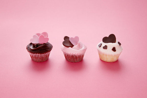 Sweet baking ideas for Valentine's Day