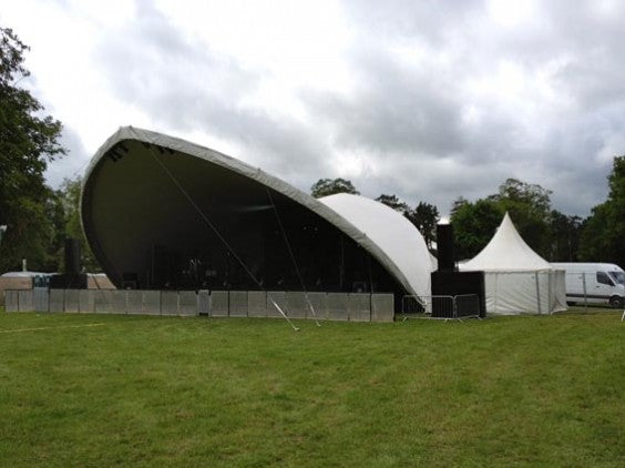 The Hummingbird Bakery Cornbury Stage View 2