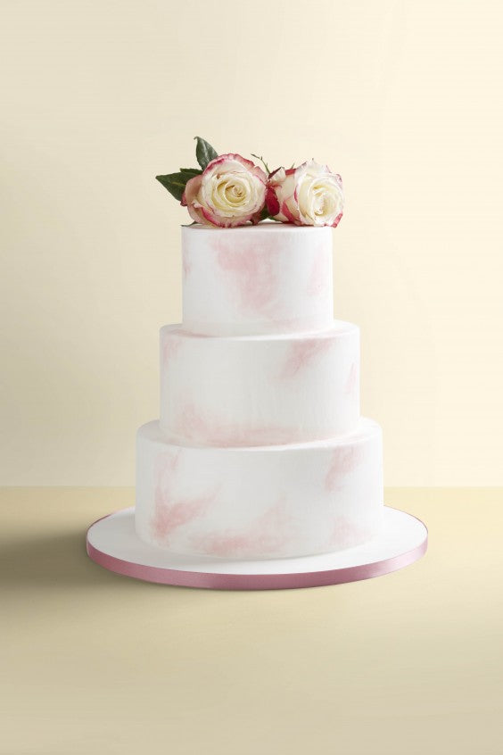 Wedding Cake Marbled