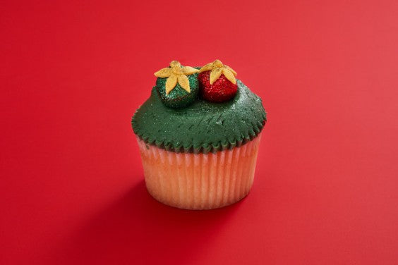 christmas cupcake baubles 2