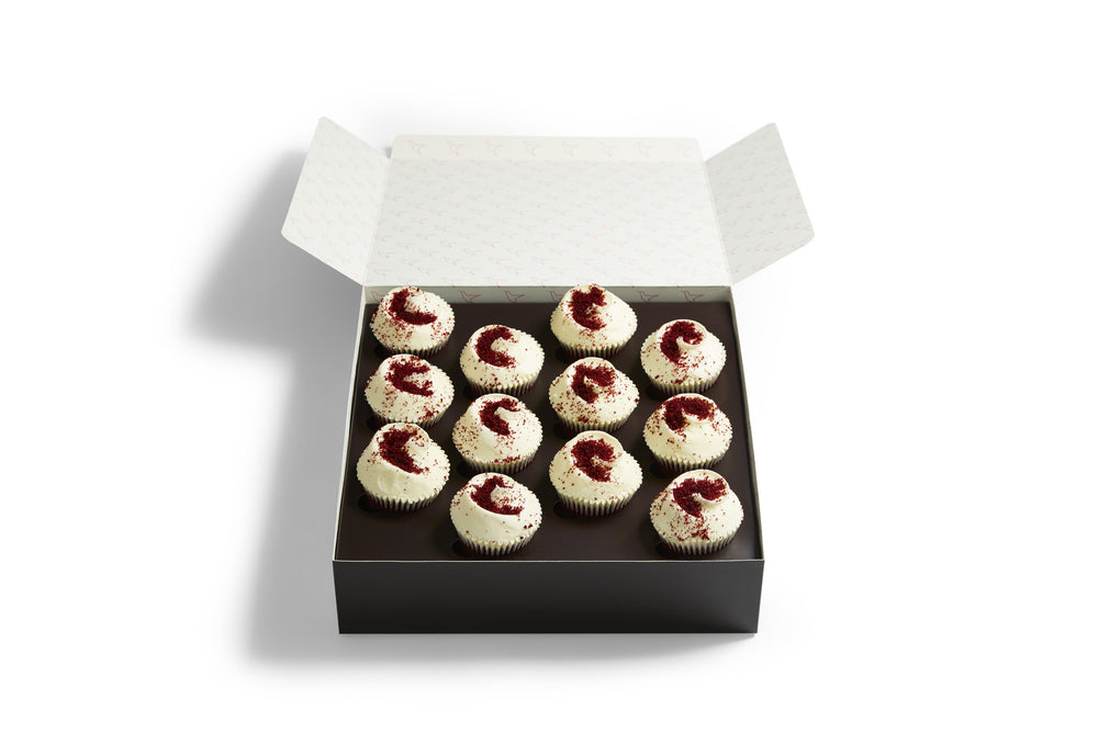 Red Velvet Selection Box