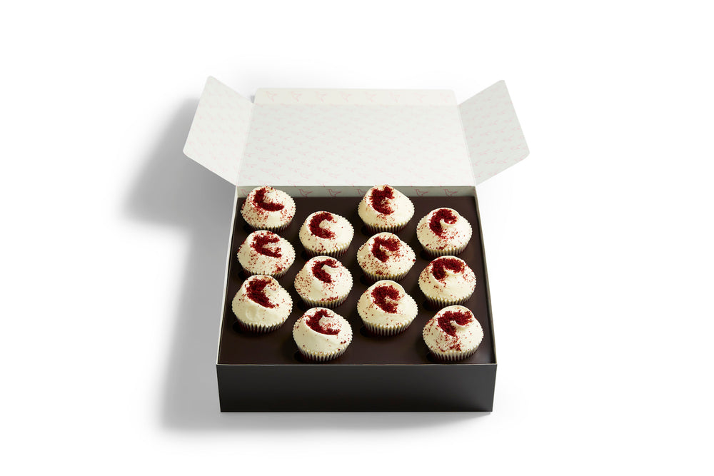 Made Without Gluten Red Velvet Selection Box